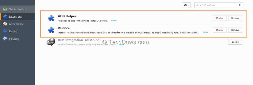 Shocking! Firefox Silently installs ADB Helper and Valence