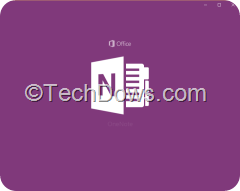 Windows 10 OneNote