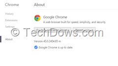Chrome 45 final