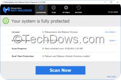 Malwarebytes Anti-malware Home Premium 2.2.0