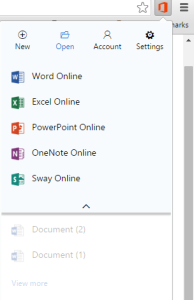 Download Office Online Chrome Extension