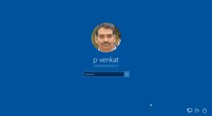 disable login screen background windows 10