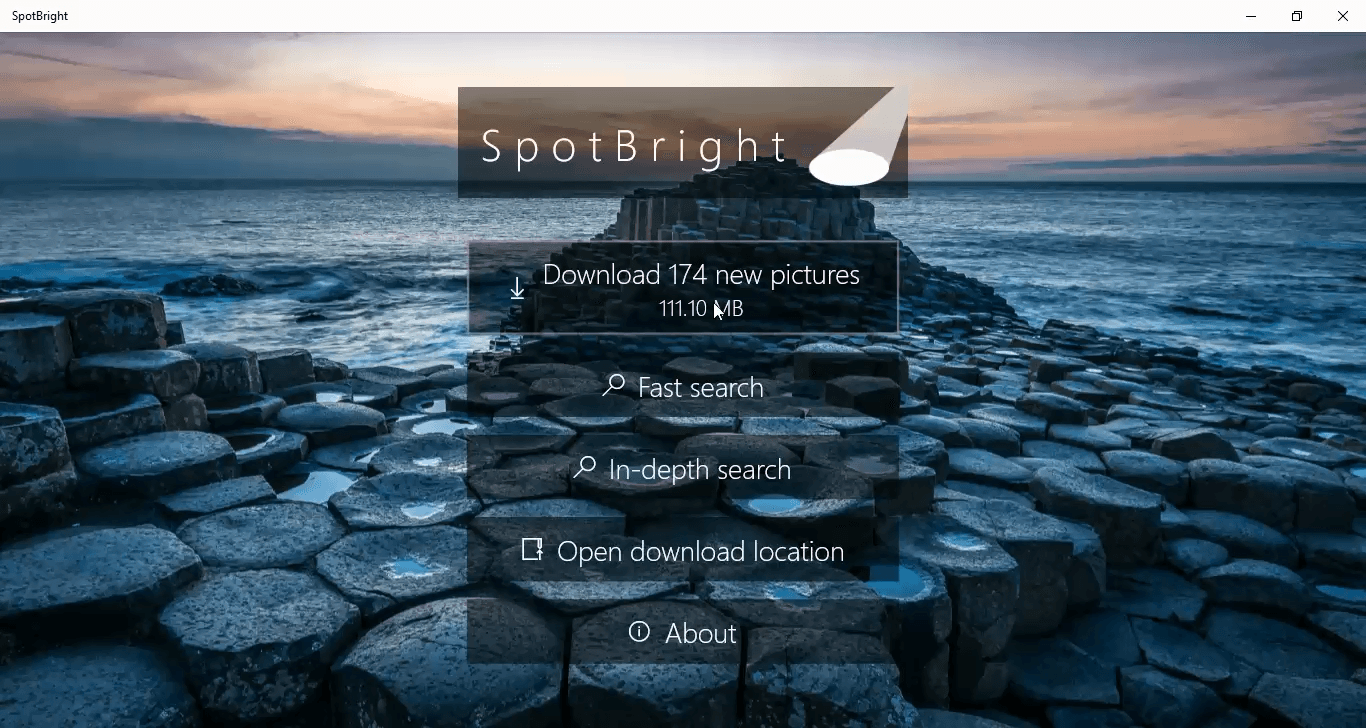 download Windows Spotlight pictures