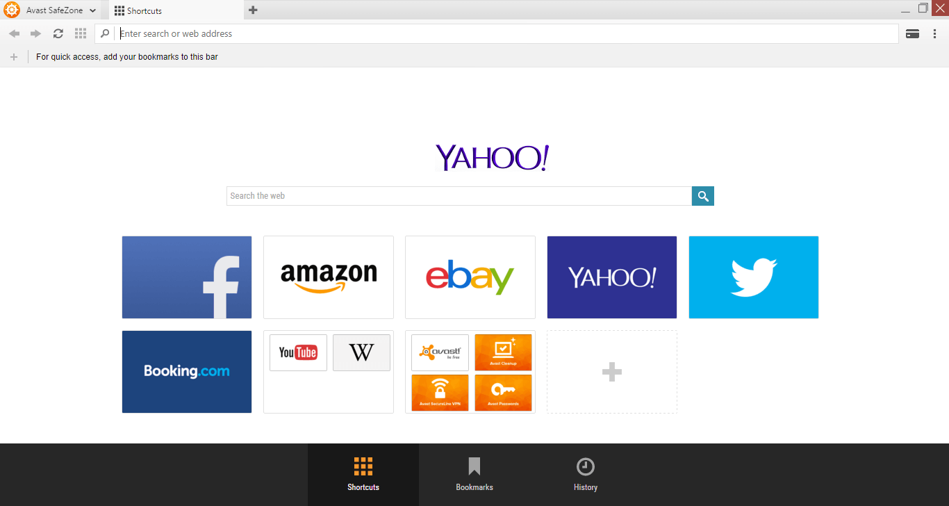 Avast Makes Safezone Browser Available To Free Version Users As Well