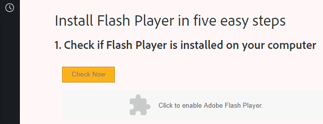 How to Install and Enable Flash Player in Vivaldi or Opera