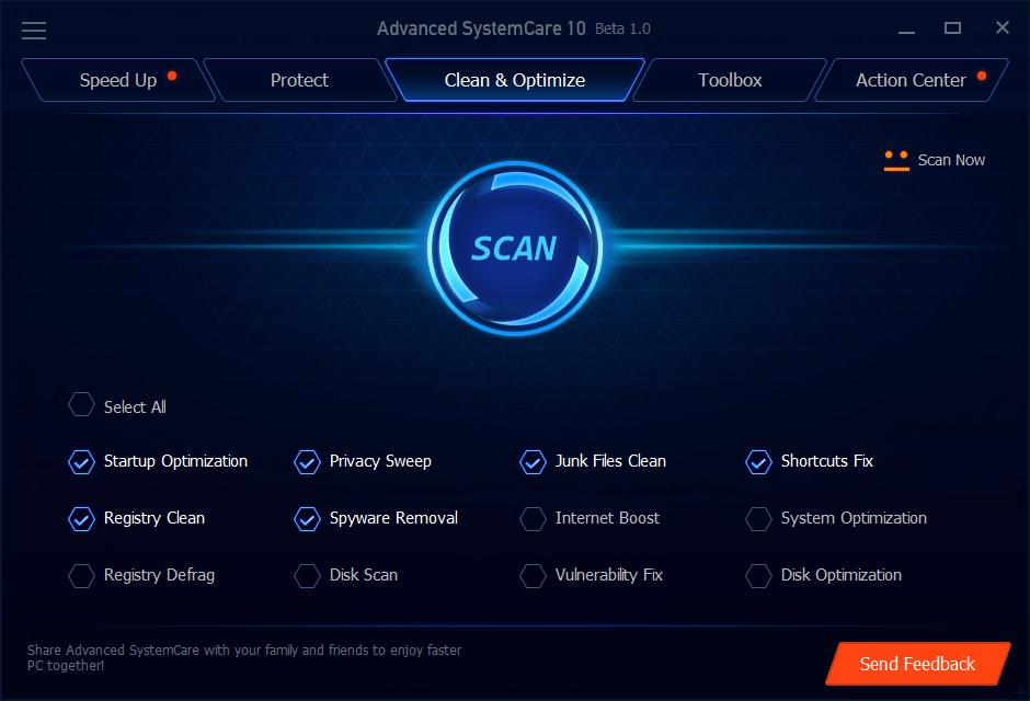 advanced systemcare beta