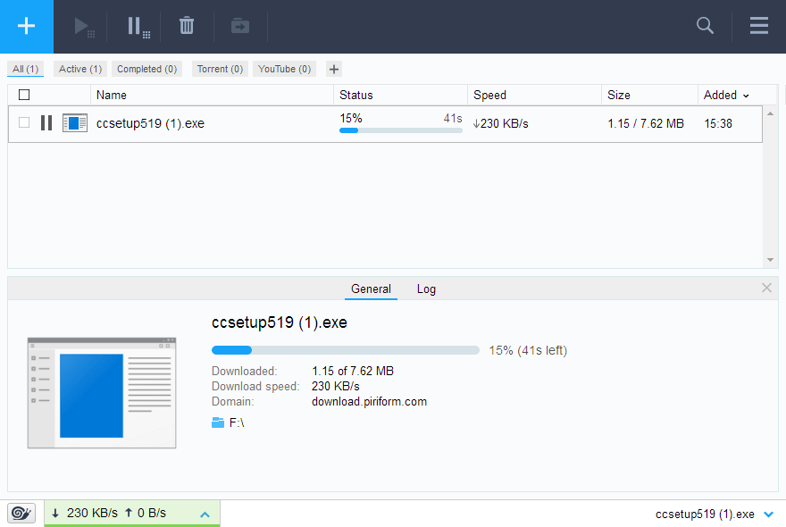 Free Download manager 5.1 final