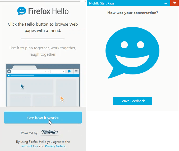 RIP Firefox Hello