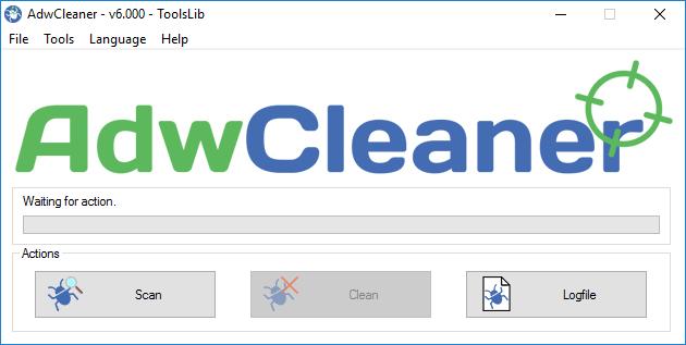 Adwcleaner 6.0
