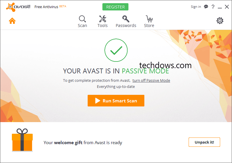 avast not updating virus definitions