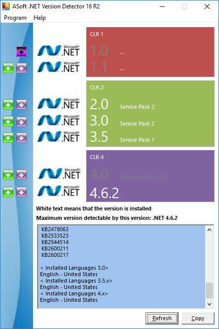 net framework version 4.6.2 download