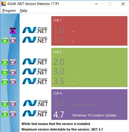 .Net 4.7
