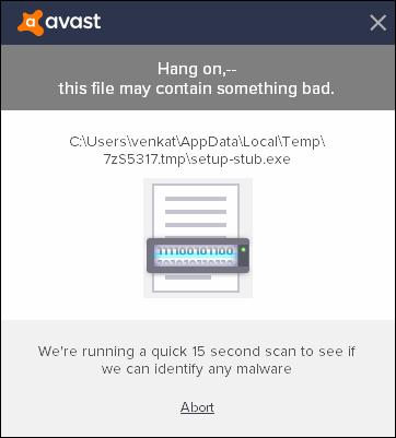 avast cyber capture