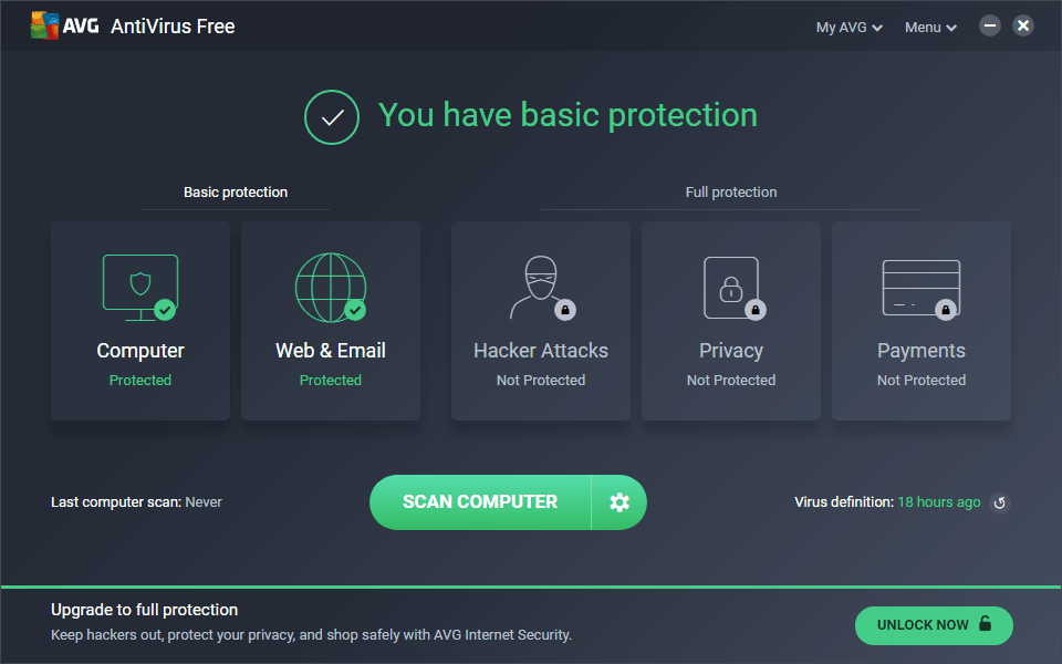 How to install avg free antivirus without avg zen the main tricks.