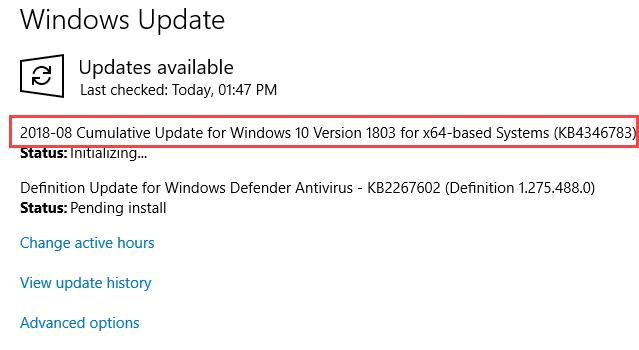 microsoft windows 10 1803 download