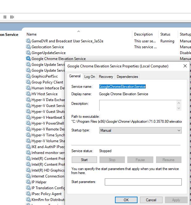software reporter tool как отключить windows 10