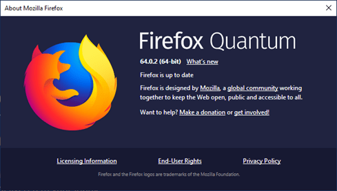Mozilla releases Firefox 64 0 2 to fix YouTube Videos Stuttering and