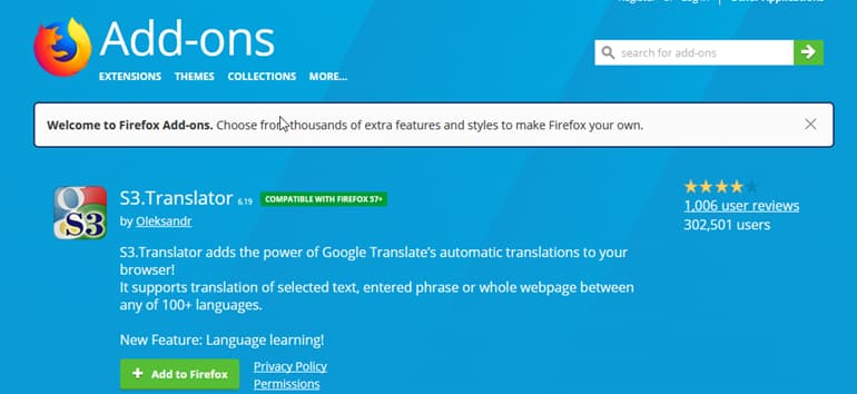 Mozilla pulls S3 Translator and Screengrab Firefox add-ons from AMO