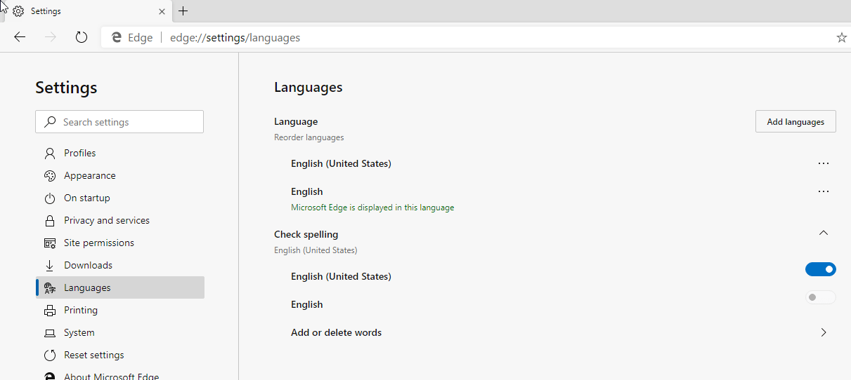 Microsoft Edge 76 Canary update brings Dark mode to Windows