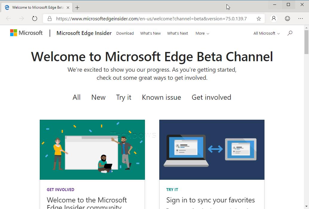 download microsoft edge para windows 7