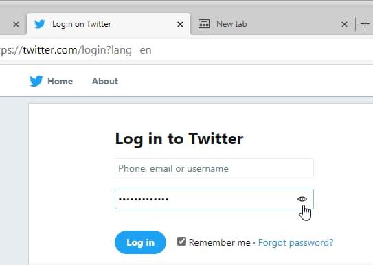 微软为Canary版Edge浏览器加入密码明文显示功能