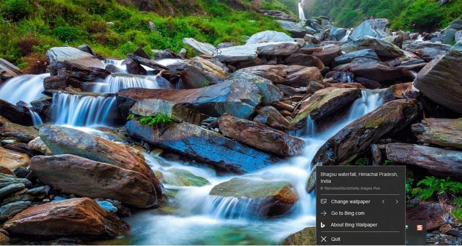 Landscape Bing Wallpaper Windows 10